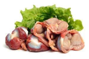 желудки куриные