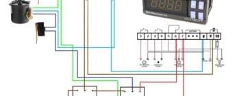 схема инкубатора с автоматическим переворотом яиц