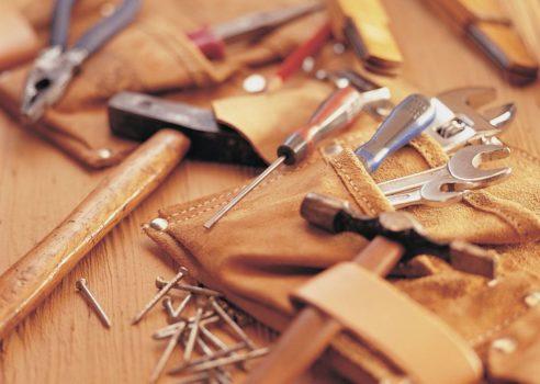 Необходимые для постройки инструменты